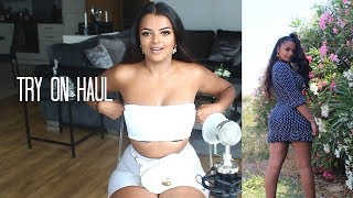 TRY ON HAUL MISSGUIDED ALIEXPRESS PLT
