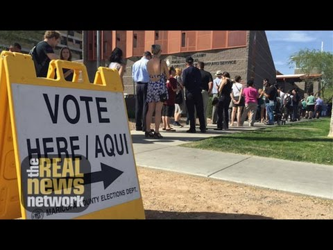 Is Arizona Voting Chaos a Warning for Upcoming Elections?
