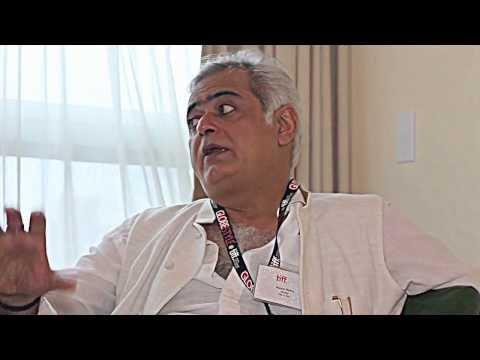 Hansal Mehta Director Shahid Interview - TIFF 2012