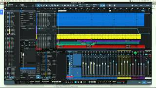 PreSonus LIVE—Using the StudioLive CS18AI With Studio One 3