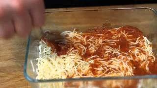 Chicken Florentine Pasta Casserole Recipe : Savory Chicken Dishes