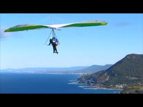Australian hang gliding and paragliding - Bald Hill, Stanwell Park