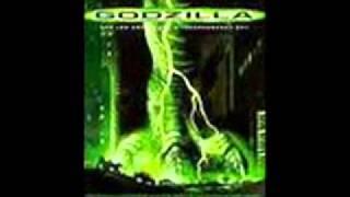 Godzilla Soundtrack The End