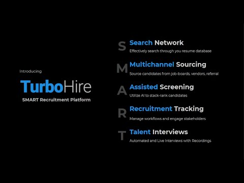 TurboHire launches an all-new dynamic platform for recruitment