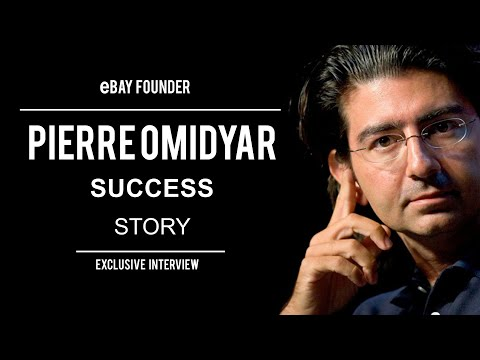 Exclusive interview of Pierre Omidyar - Founder of eBay Inc