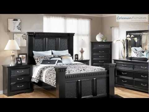 Cavallino Bedroom Collection from Signature Design by Ashley ...