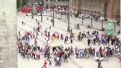 CASINO MERKUR-SPIELOTHEK - Flashmob Hamburg Rathausplatz