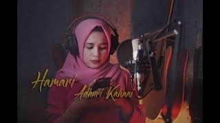 Arijit Singh - Hamari Adhuri Kahani (Cover) by Audrey Bella II Indonesia II
