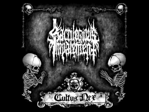Sacrilegious Impalement - Baptism by Blood