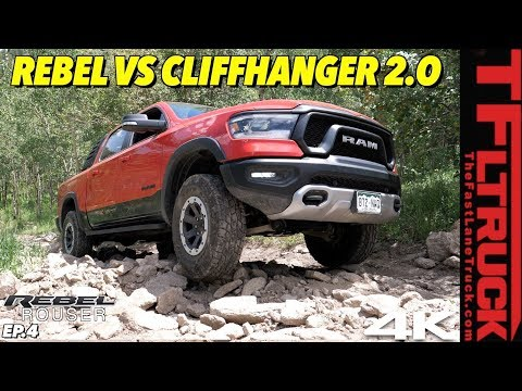 Extreme Mountain ROCK CLIMB! Does It Make It To The Top?   Rebel Rouser Ep.5