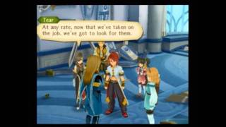 Tales of the Abyss - Sidequest: Rappigs Hunt