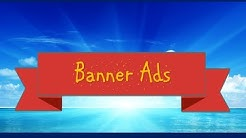 Banner Ads Basics For Online Marketing
