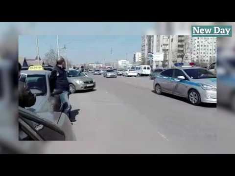 Похороны сотрудников полиции г.Астрахань
