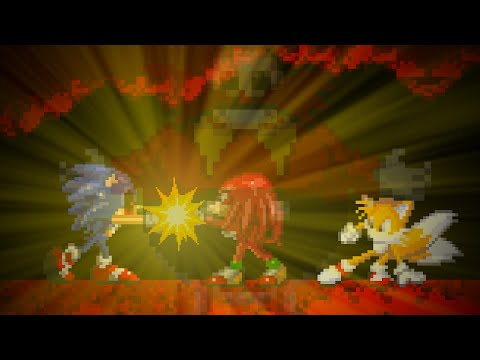 New version: Sonic.exe The Spirits Of Hell Best ending with the Nightmare Mode Remake