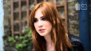 Karen Gillan on The Gunpowder Plot