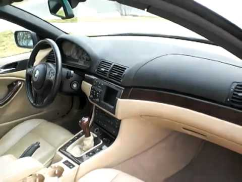 2001 BMW 330ci convertible  YouTube