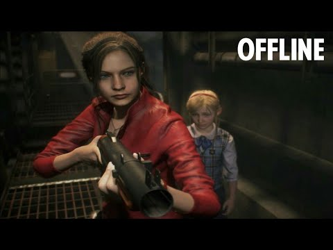 Main Game Resident Evil 2 Remake Di Android - GAME OFFLINE - 동영상