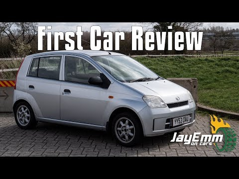 Cheap Car Review: The Daihatsu Charade (AKA The European Mira!)