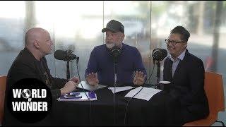 Alec Mapa Spills Some Lindsay Lohan Tea on The WOW Report for Radio Andy!