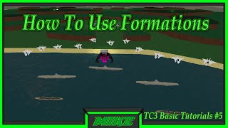 Roblox The Conquerors 3 How To Use Formations | How To Move Your Army In A Formation TC3 Guide |