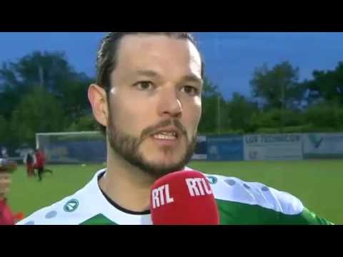 Final of Luxembourg football cup 2014/2015. F91 Dudelange - FC Differdange 03. Highlights