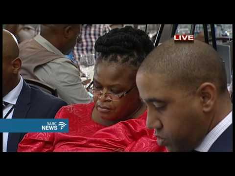 The state of the continent address: Nkosazana Dlamini-Zuma