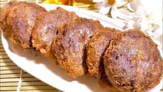 বাংলাদেশি মুরগির মাংসের জালি কাবাব/Chicken meat jali kabab /New Recipe 2018 ইফতার রেসিপি