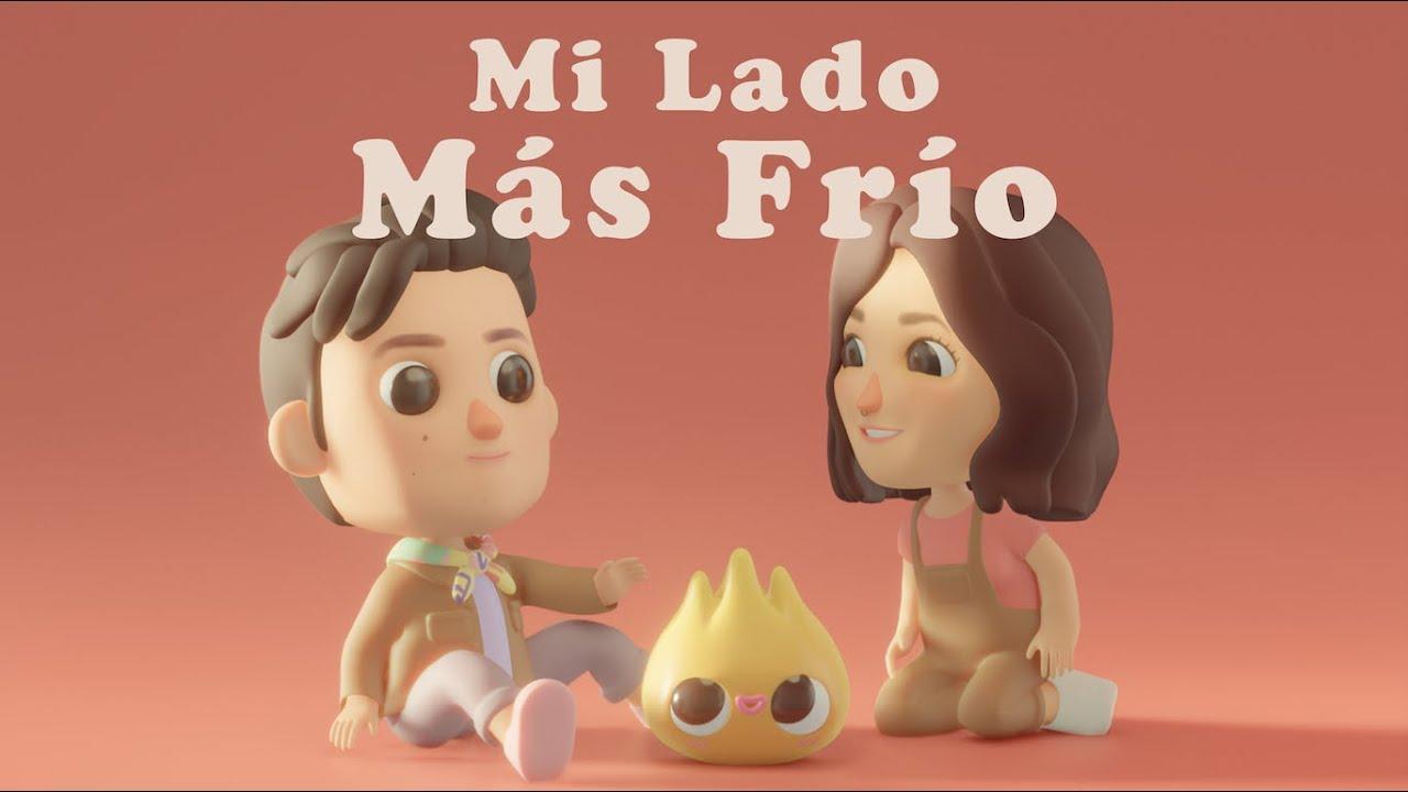 Marco Mares & Melissa Robles - Mi Lado Más Frío (Video Oficial)