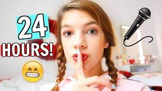 ASMR for 24 hours CHALLENGE | Vlogmas Day 7