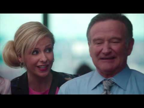 The Crazy Ones  1x01  ||   Kelly Clarkson & Zachary singing