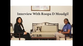 In Conversation With D Roopa, IPS (Roopa D. Moudgil) | The Marian Wire