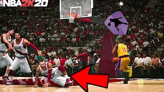 NBA 2K20 Mobile My Career Ep 25 - Breaking ANKLES With PS4 Controller!! 98 Ball Handling!