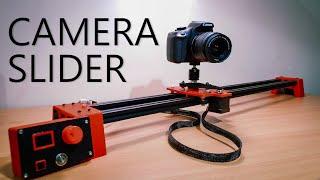 Arduino DIY Camera Slider