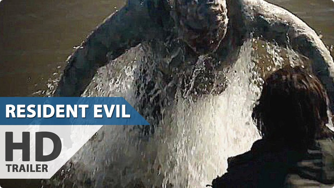 Resident Evil The Final Chapter Official Trailer: RESIDENT EVIL 6: THE FINAL CHAPTER Trailer 1 + 2 (Ultra HD