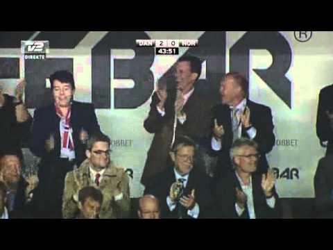 Nicklas Bendtner vs Norway (2-0 goal)