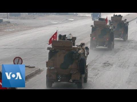 Turkish Military Convoy