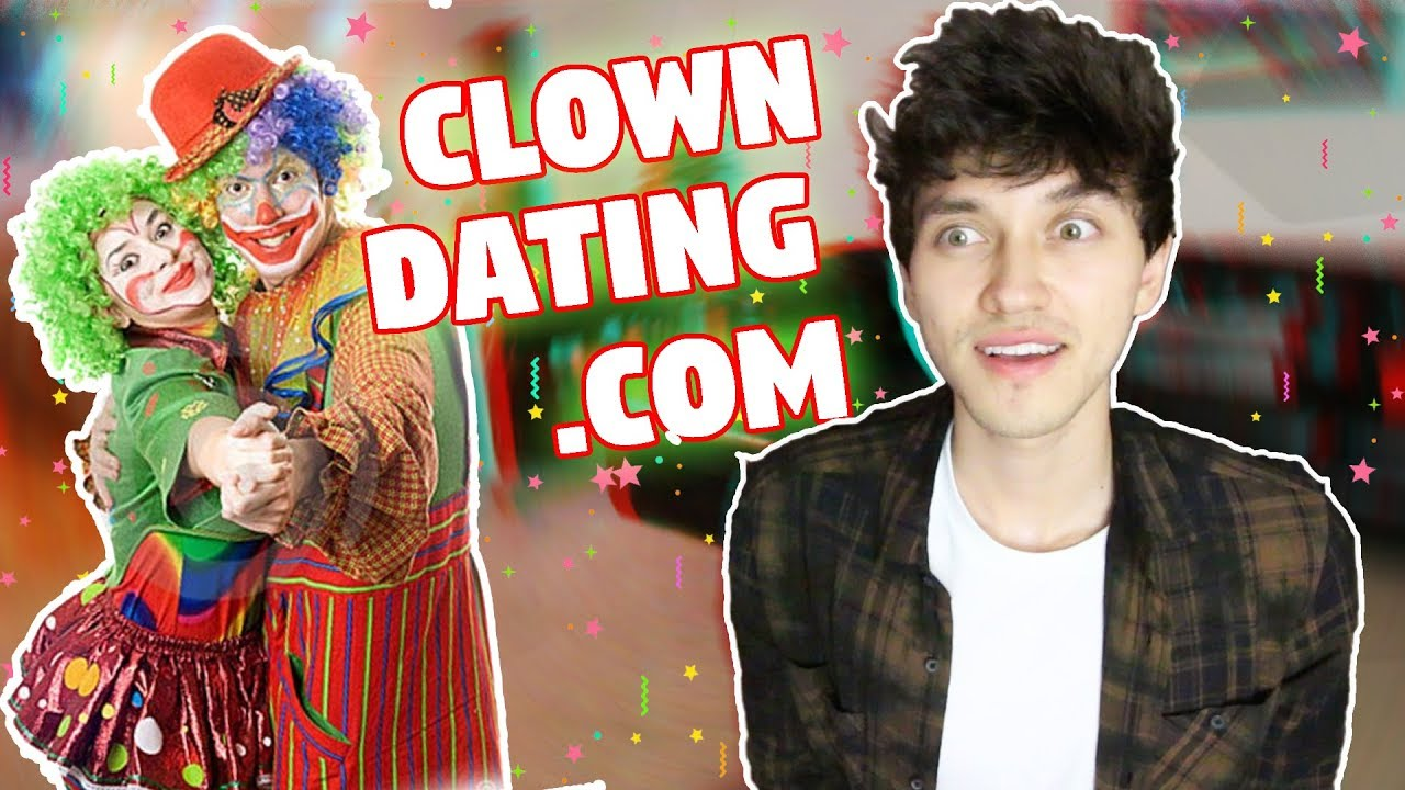 Clown online dating