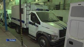 В Мелеузе осужденные производят комфортабельные автозаки