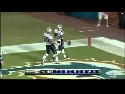 New England Patriots 2010 regular season part1