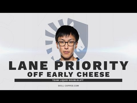 LEVEL 1 BOT LANE CHEESE for BIG LEADS