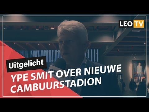 Uitgelicht: Ype Smid: Cambuur achter voorstel college Cambuurstadion