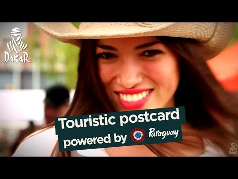 Stage 1 - Touristic postcard; powered by Paraguay