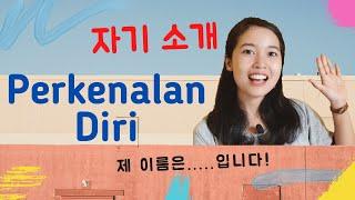 Belajar Bahasa Korea: Perkenalan Diri (자기 소개)