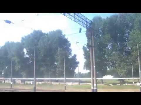 Putovanje vlakom 8 JULY 2015 MUKACHEVE ODESSA
