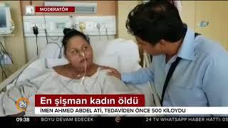 Dünyanın en şişman kadın