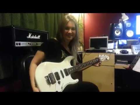 Isa Nielsen - 2013 Guitar Solo - Boto (Detonator)