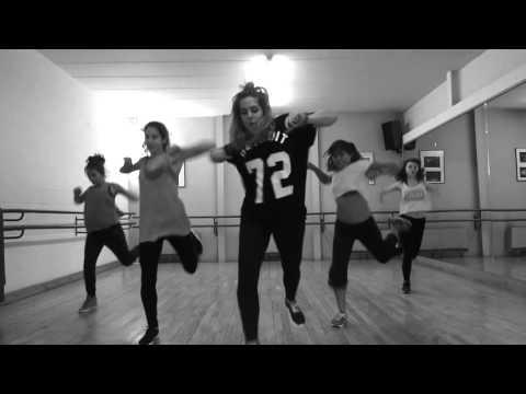 Nobody has to know Kranium (Major Lazer remix) - Maggy choreography