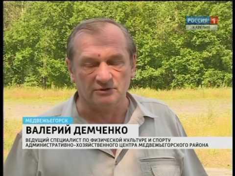 Крупный спортцентр построят в Медвежьегорске