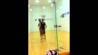 Rhonda Rajsich vs. Maria Jose Vargas San Antonio LPRT