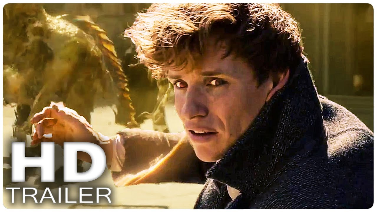 FANTASTIC BEASTS 2 Final Trailer (2018)
